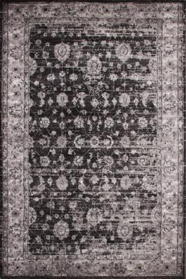 tapis fleur effet ancien meublespro. Black Bedroom Furniture Sets. Home Design Ideas