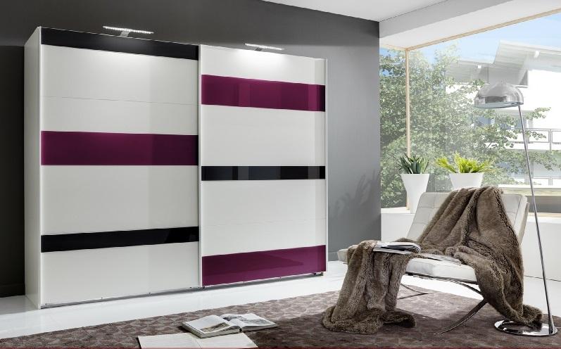 dressing violet meublespro. Black Bedroom Furniture Sets. Home Design Ideas